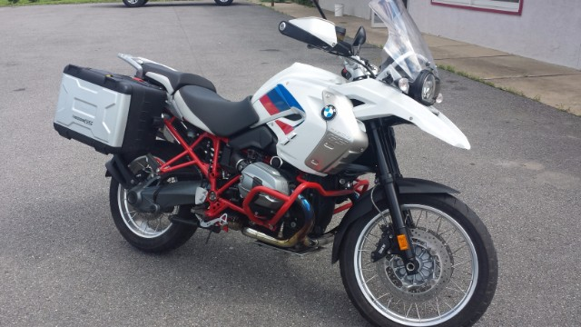 2012 BMW R1200GS RALLEY SPORT