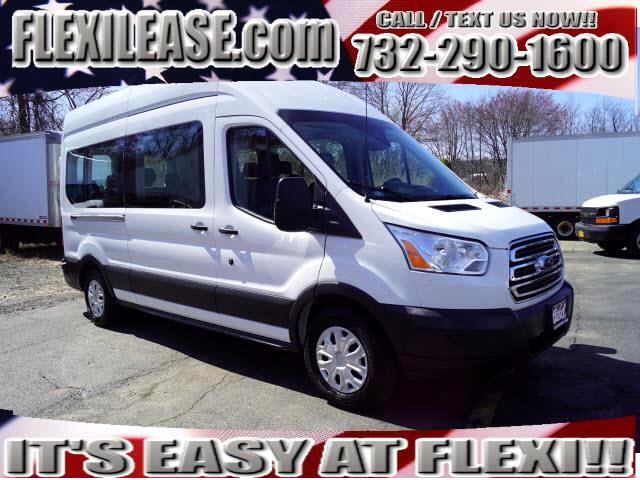 2017 Ford Transit 350 Wagon High Roof XLT w/Sliding Pass. 148-in. WB