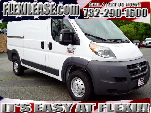 2018 RAM Promaster 1500 Low Roof Tradesman 136-in. WB