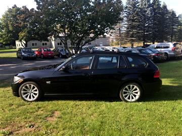 2012 BMW 3-Series Sport Wagon