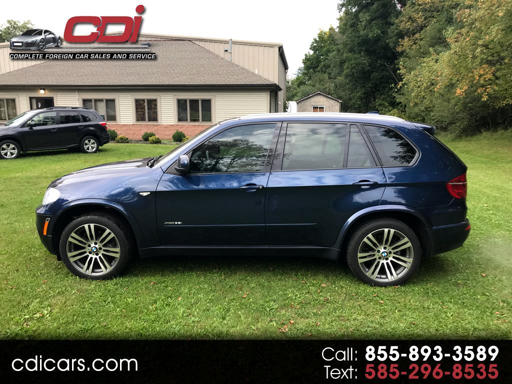 2013 BMW X5 xdrive msport package