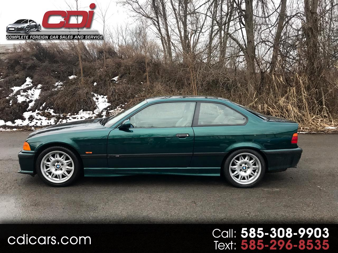 1998 BMW M3 Coupe