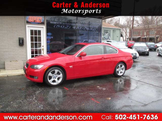 2010 BMW 3-Series 328i xDrive Coupe