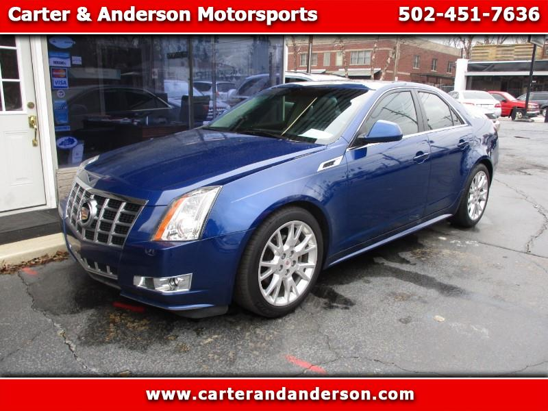 2012 Cadillac CTS  for sale VIN: 1G6DP5E32C0115008
