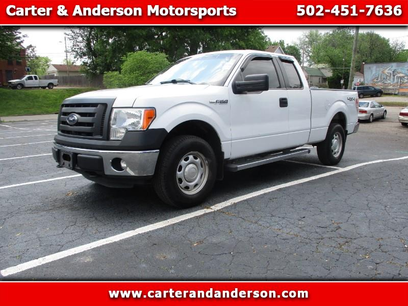 2012 Ford F-150 XL SuperCab 6.5-ft. Bed 4WD