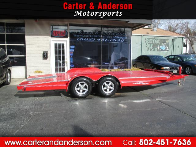 2019 Challenger Flatbed Trailer 18 foot