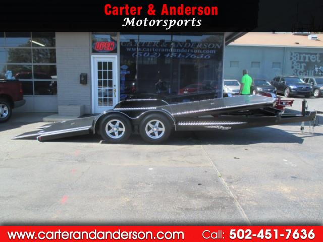 2019 Eliminator Daytona 20 ft tilt bed car hauler