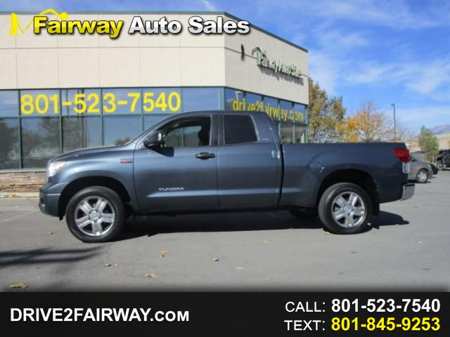 2010 Toyota Tundra Limited Double Cab 5.7L 4WD