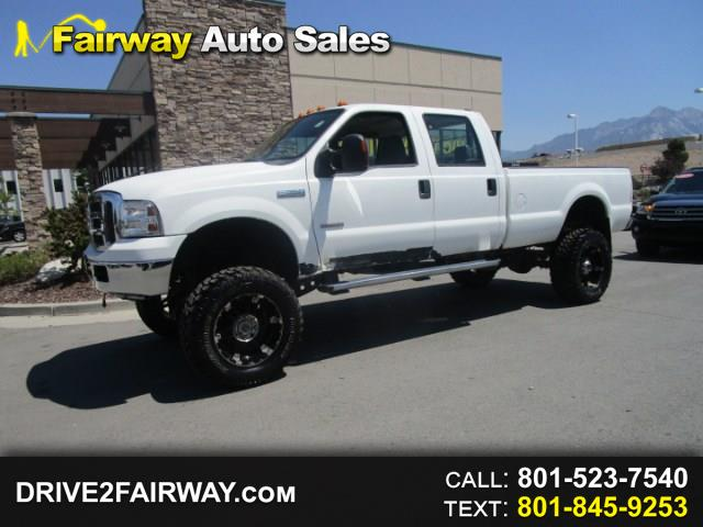 2006 Ford F-350 SD XLT Crew Cab Short Bed 4WD