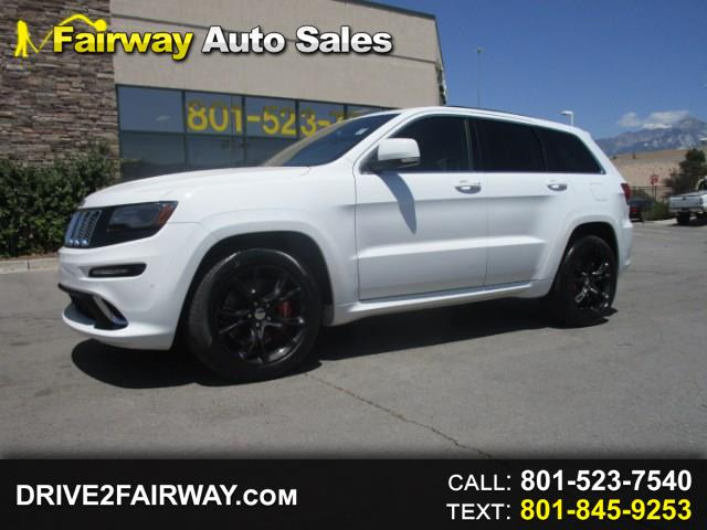 2015 Jeep Grand Cherokee SRT8 4WD