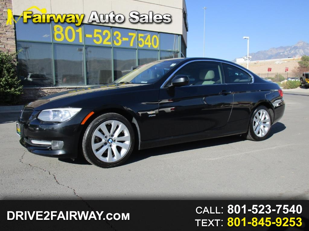 2011 BMW 3 Series 2dr Cpe 328i xDrive AWD