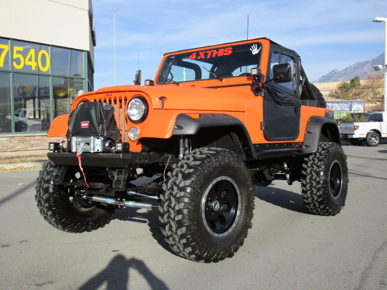 1984 Jeep CJ 4WD CJ7