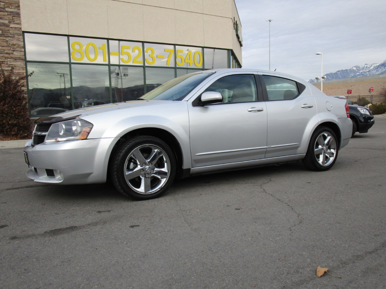 2008 Dodge Avenger 4dr Sdn R/T FWD *Ltd Avail*