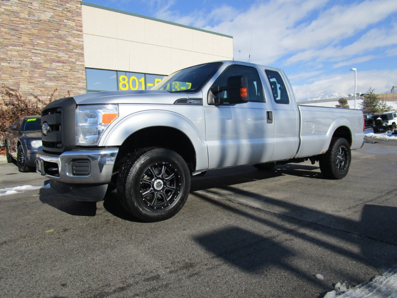 "2012 Ford Super Duty F-250 SRW 4WD SuperCab 142"" XL"
