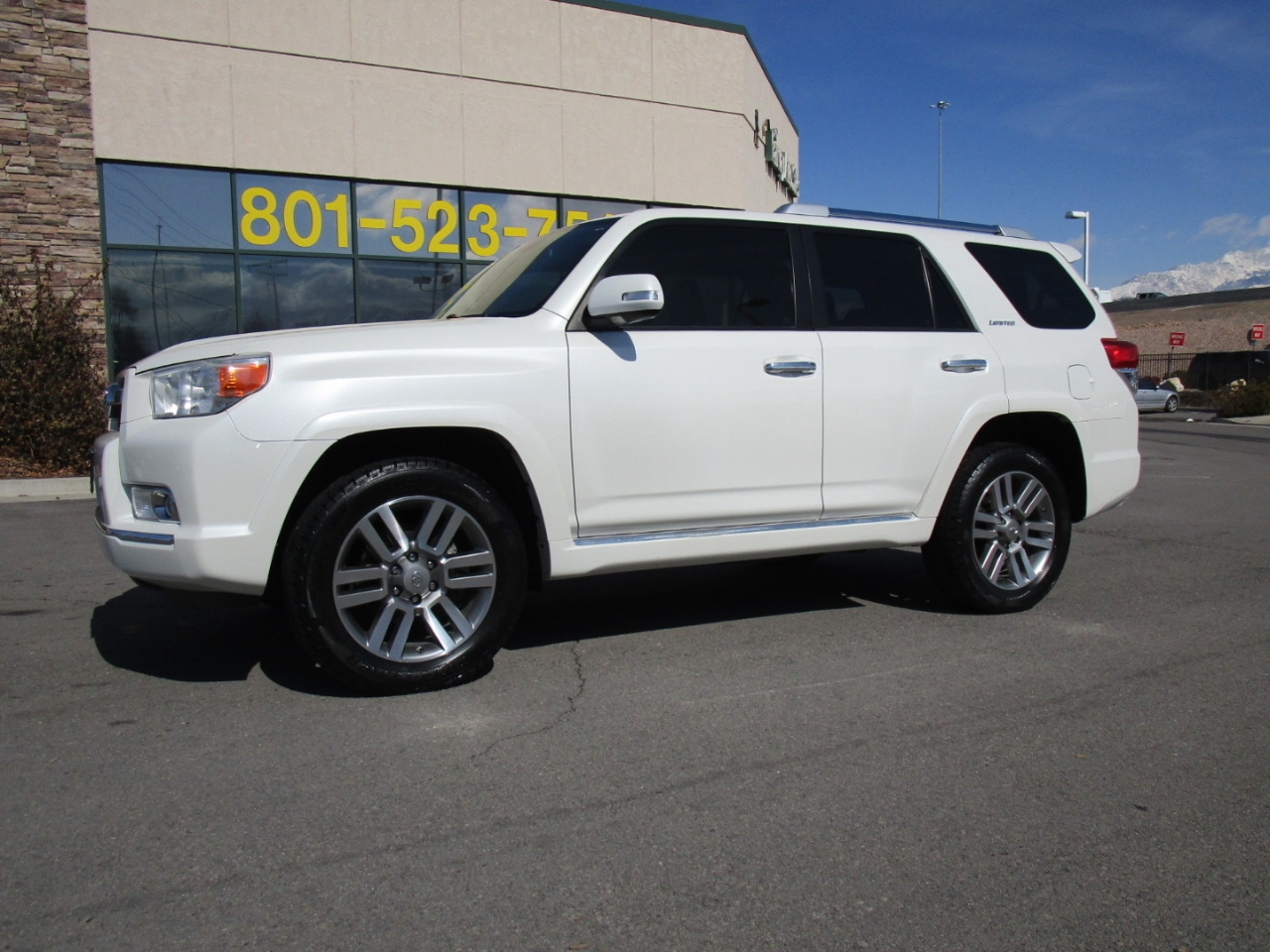 2013 Toyota 4Runner 4dr Limited V6 Auto (Natl)