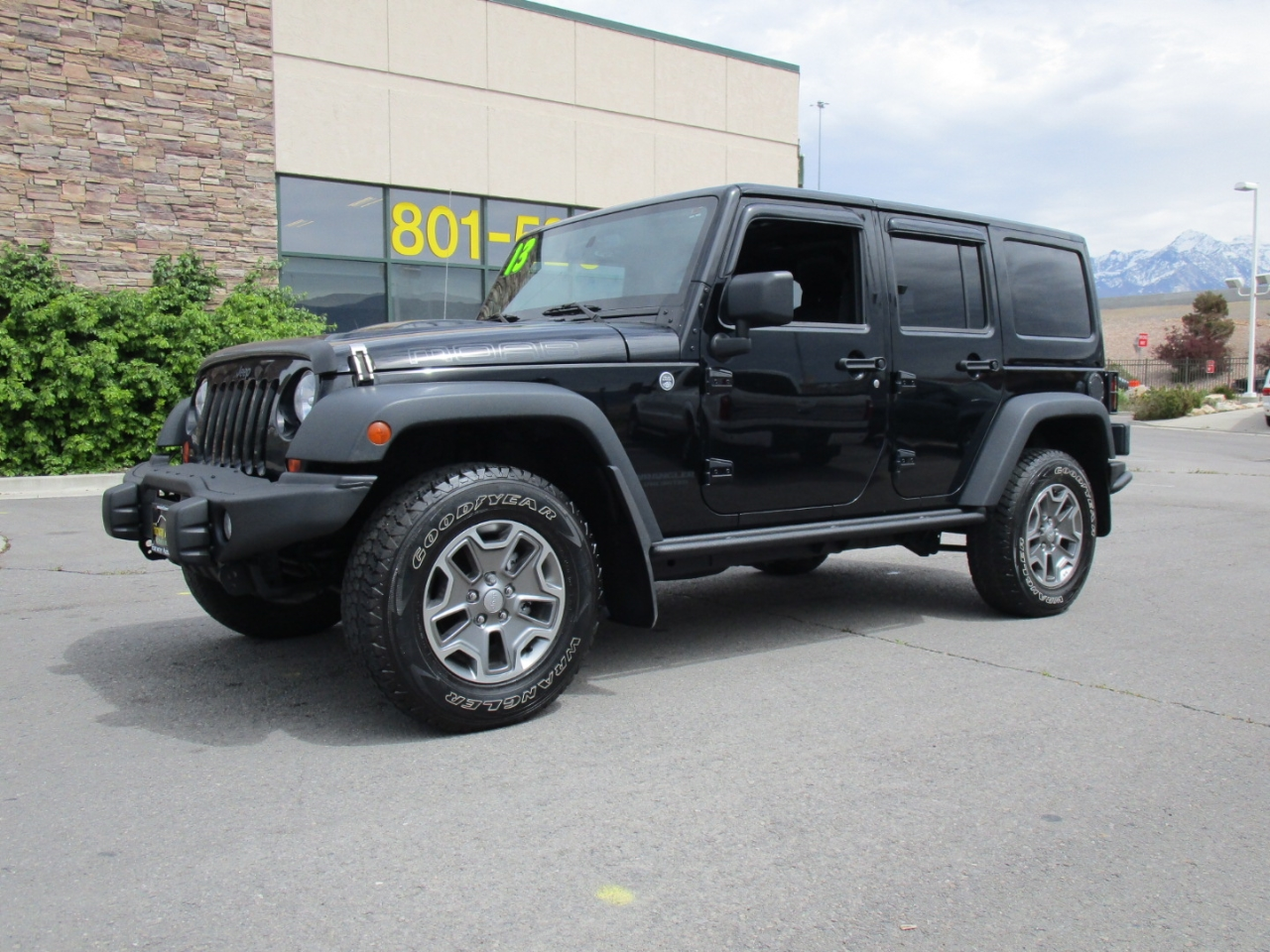 2013 Jeep Wrangler Unlimited 4WD 4dr Moab *Ltd Avail*