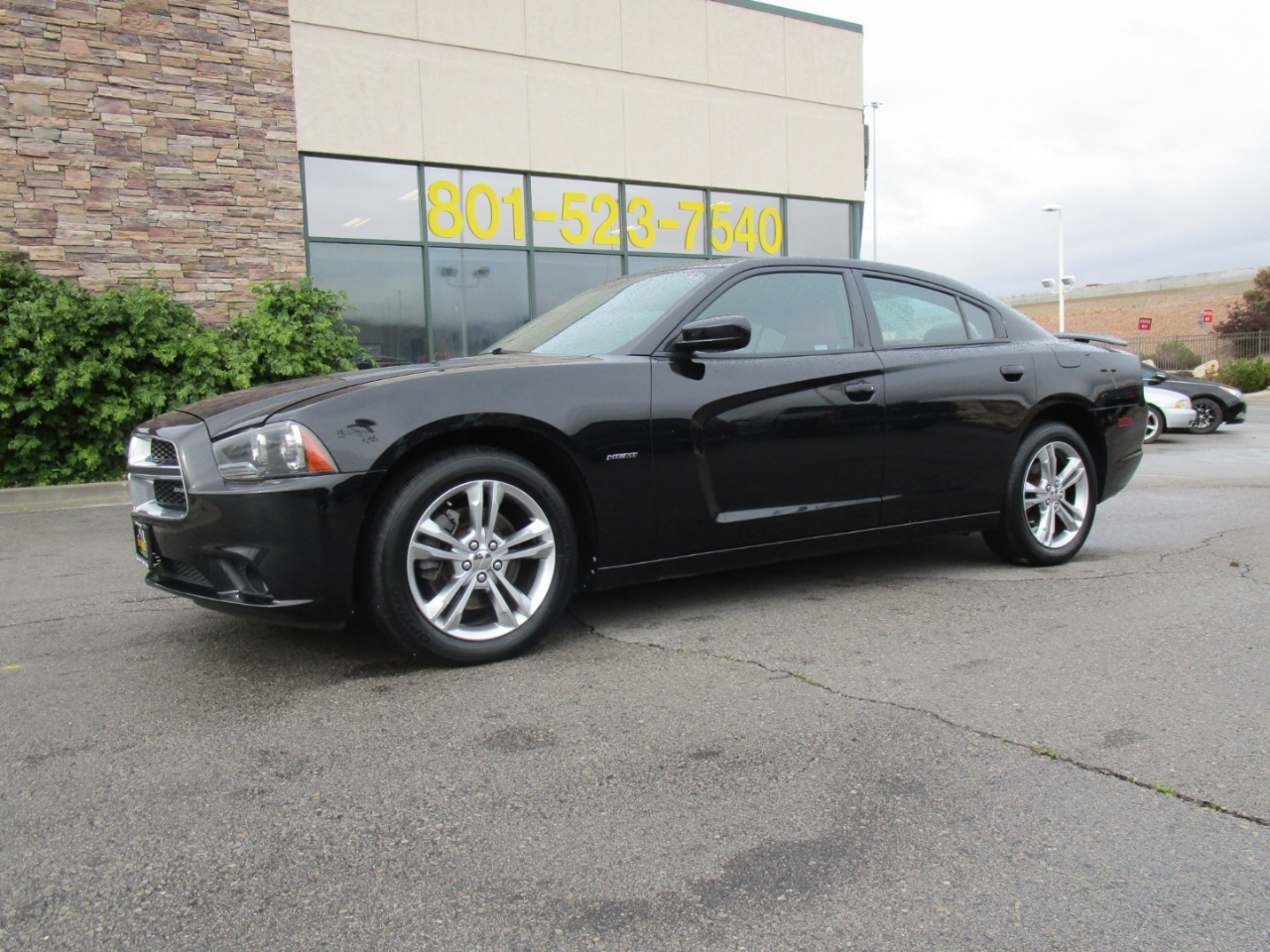 2012 Dodge Charger 4dr Sdn RT Plus AWD