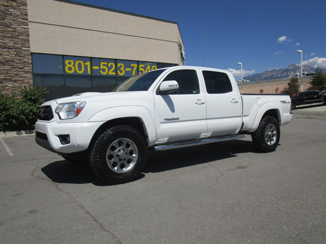 2014 Toyota Tacoma 4WD Double Cab LB V6 AT TRD Sport (Natl)