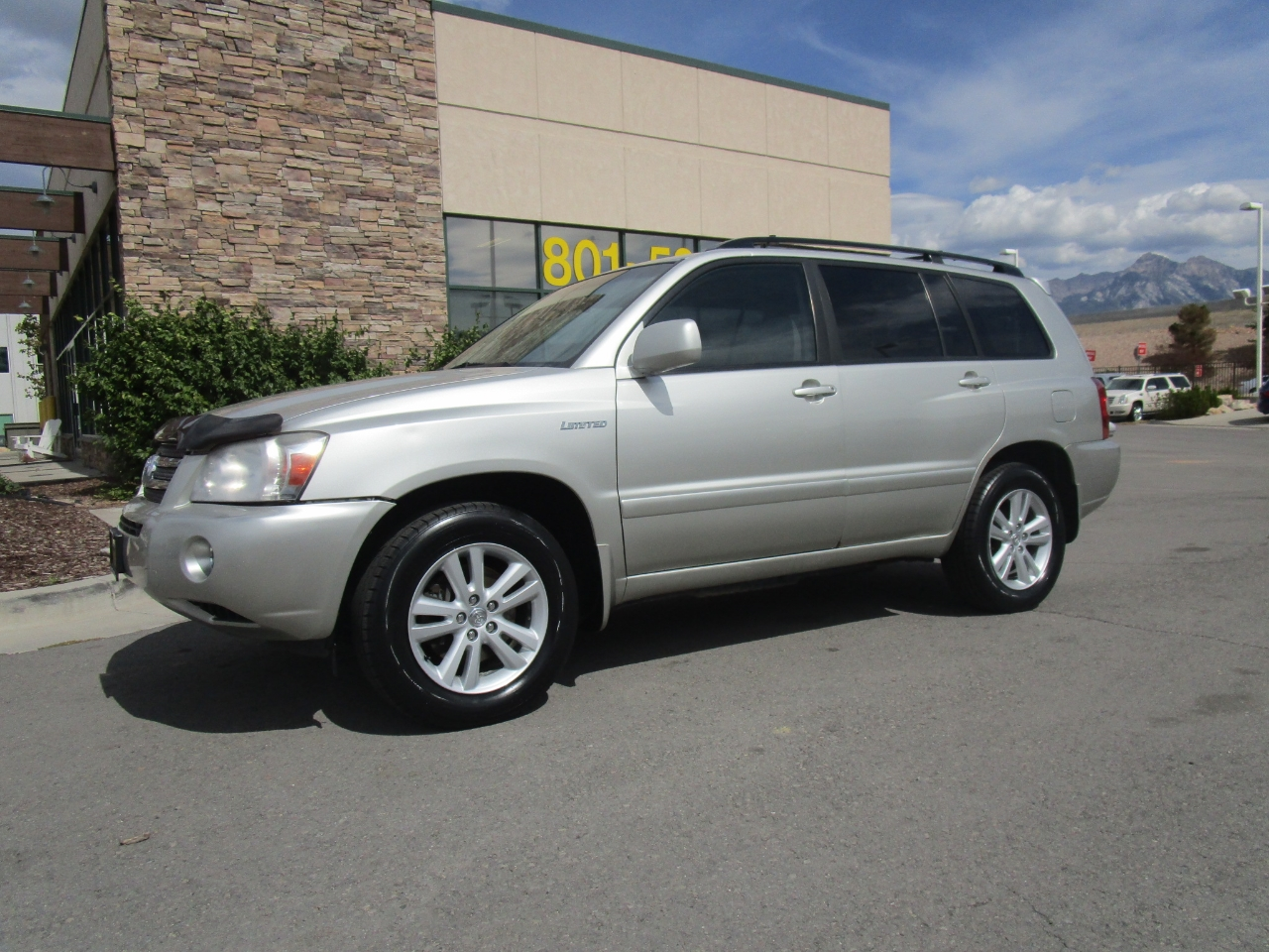 Toyota Highlander Hybrid 4dr 4WD LTD (Natl) 2006
