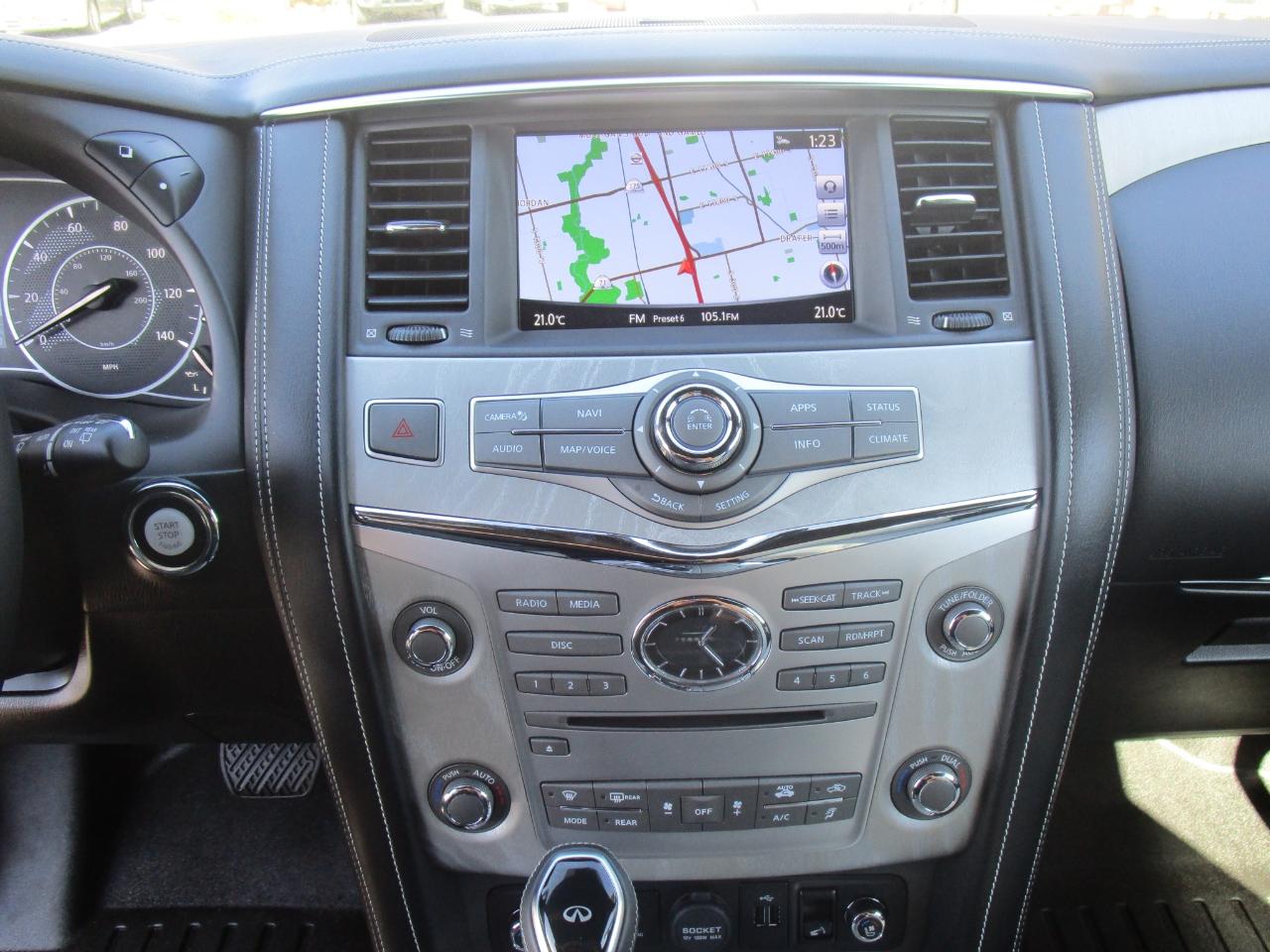 2019 Infiniti QX80 AWD Limited
