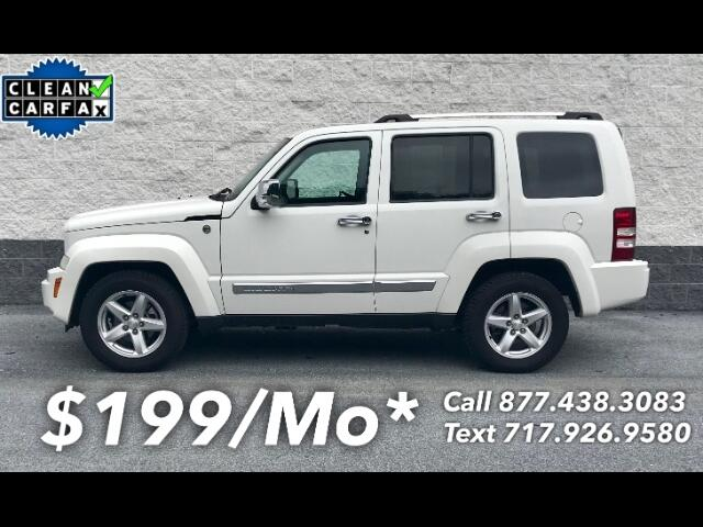 2010 Jeep Liberty 4dr Limited 4WD