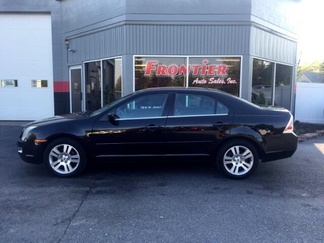 2007 Ford Fusion 4dr Sdn SEL AWD