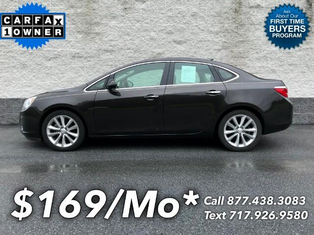 2013 Buick Verano 4DR SDN LEATHER GROUP