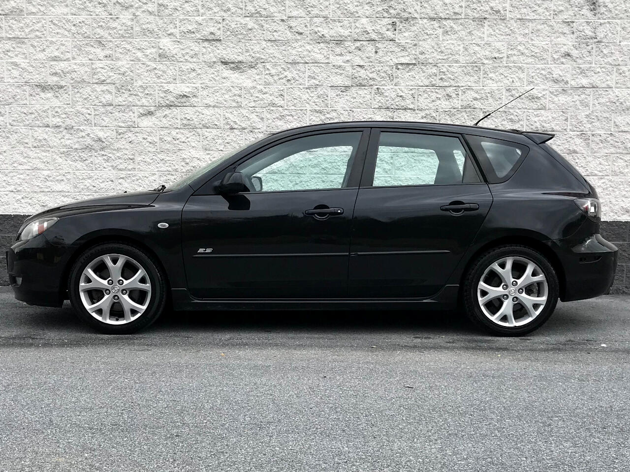 2007 Mazda MAZDA3 5dr HB Auto s Sport