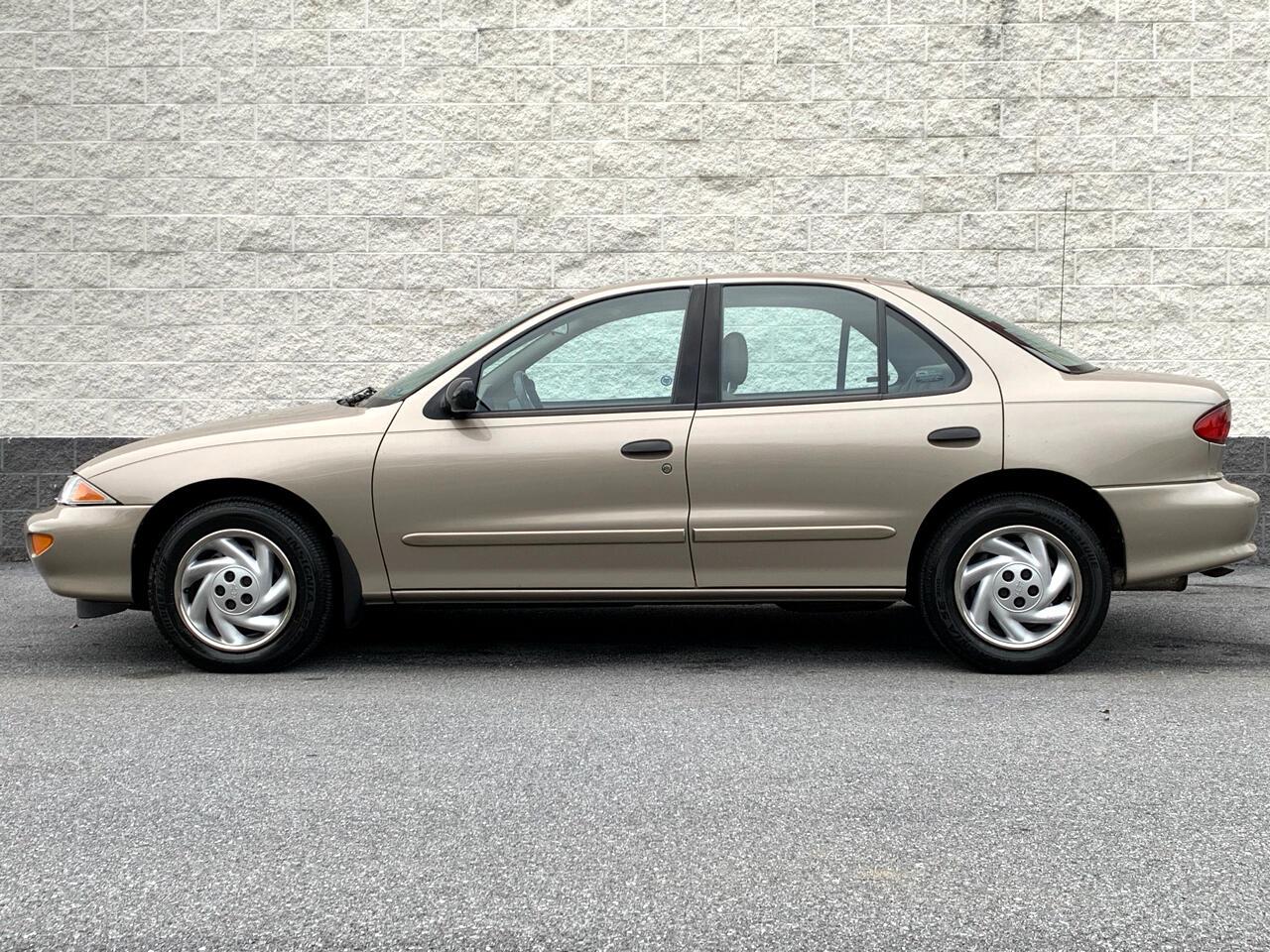 1997 Chevrolet Cavalier 4dr Sdn