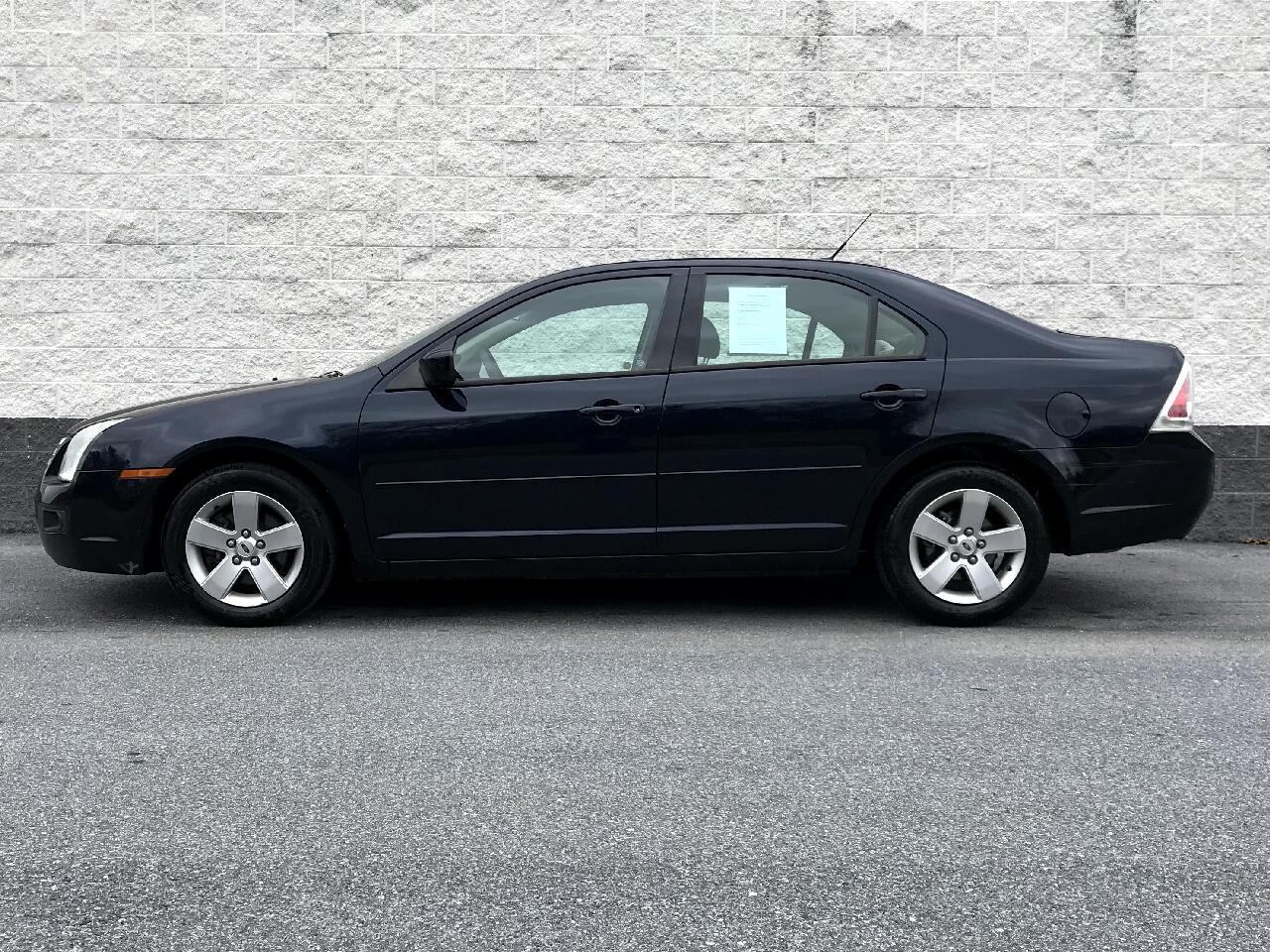 2008 Ford Fusion 4dr Sdn V6 SE