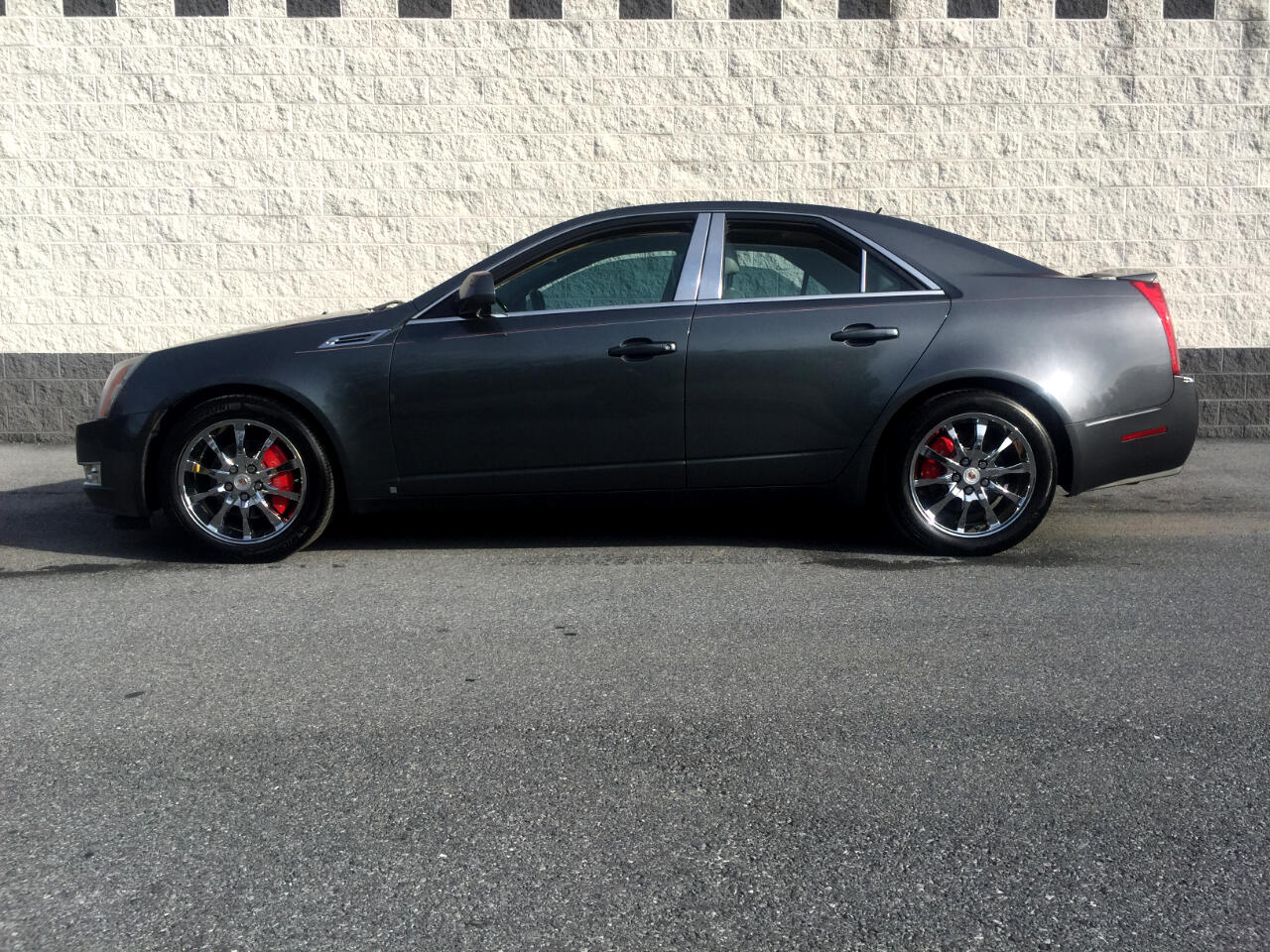 2008 Cadillac CTS 4dr Sdn 3.6L