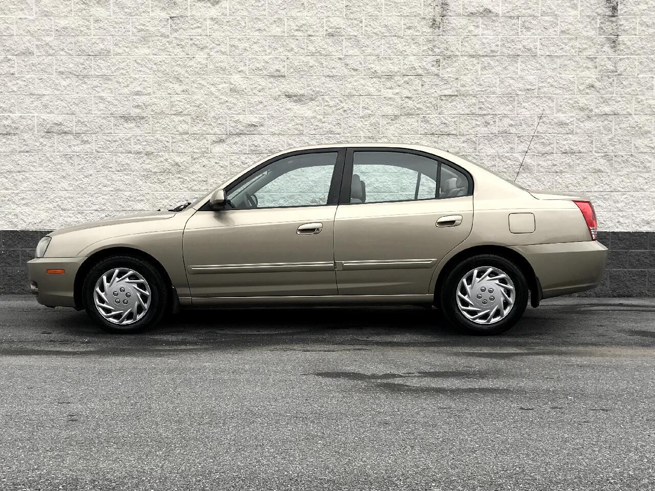 2006 Hyundai Elantra 4dr Sdn Auto GLS