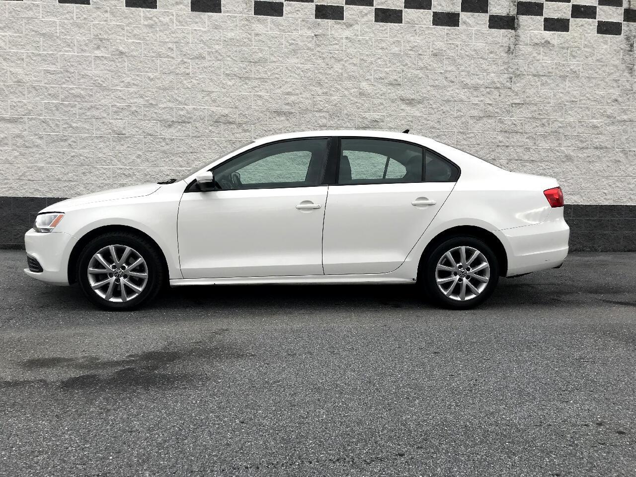 2012 Volkswagen Jetta 4DR AUTO SE W/CONVENIENCE
