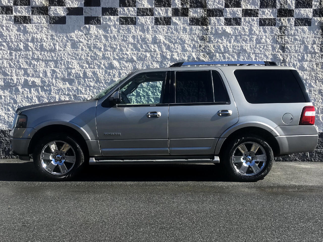 2008 Ford Expedition 4dr Limited 4WD