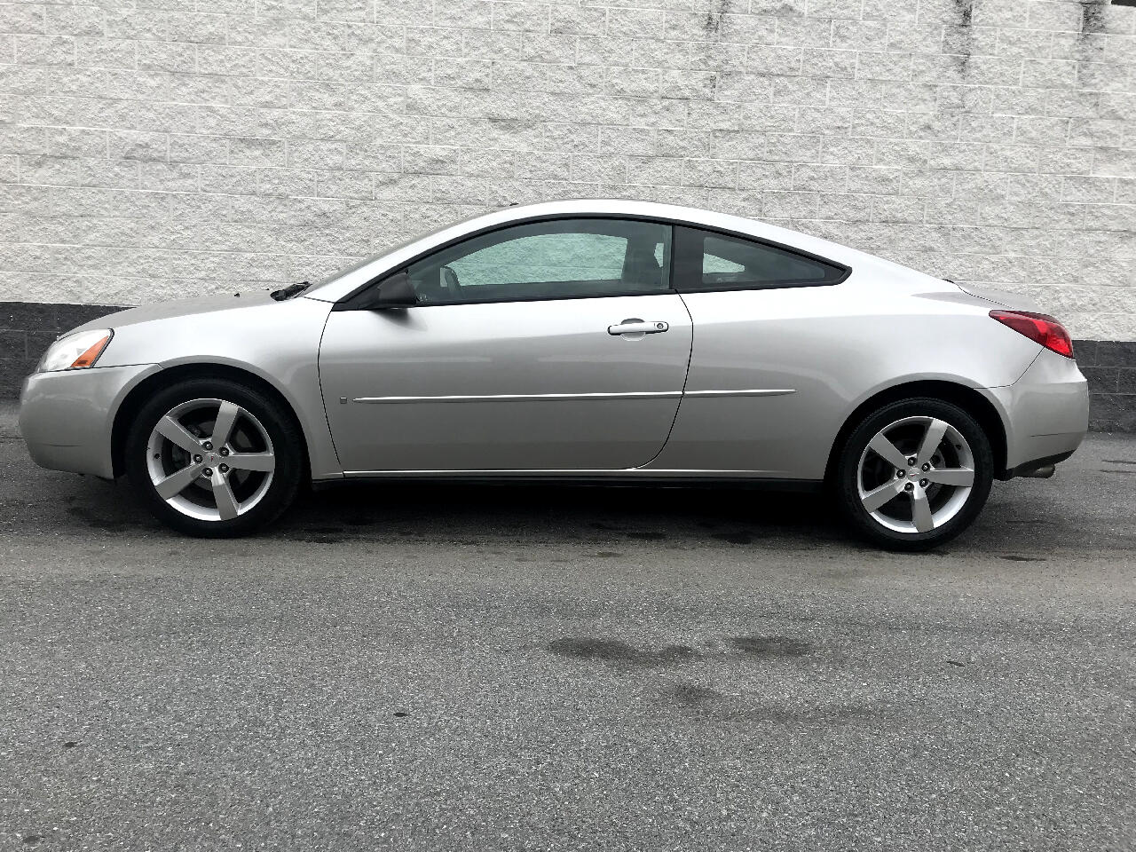 2006 Pontiac G6 2dr Cpe GTP