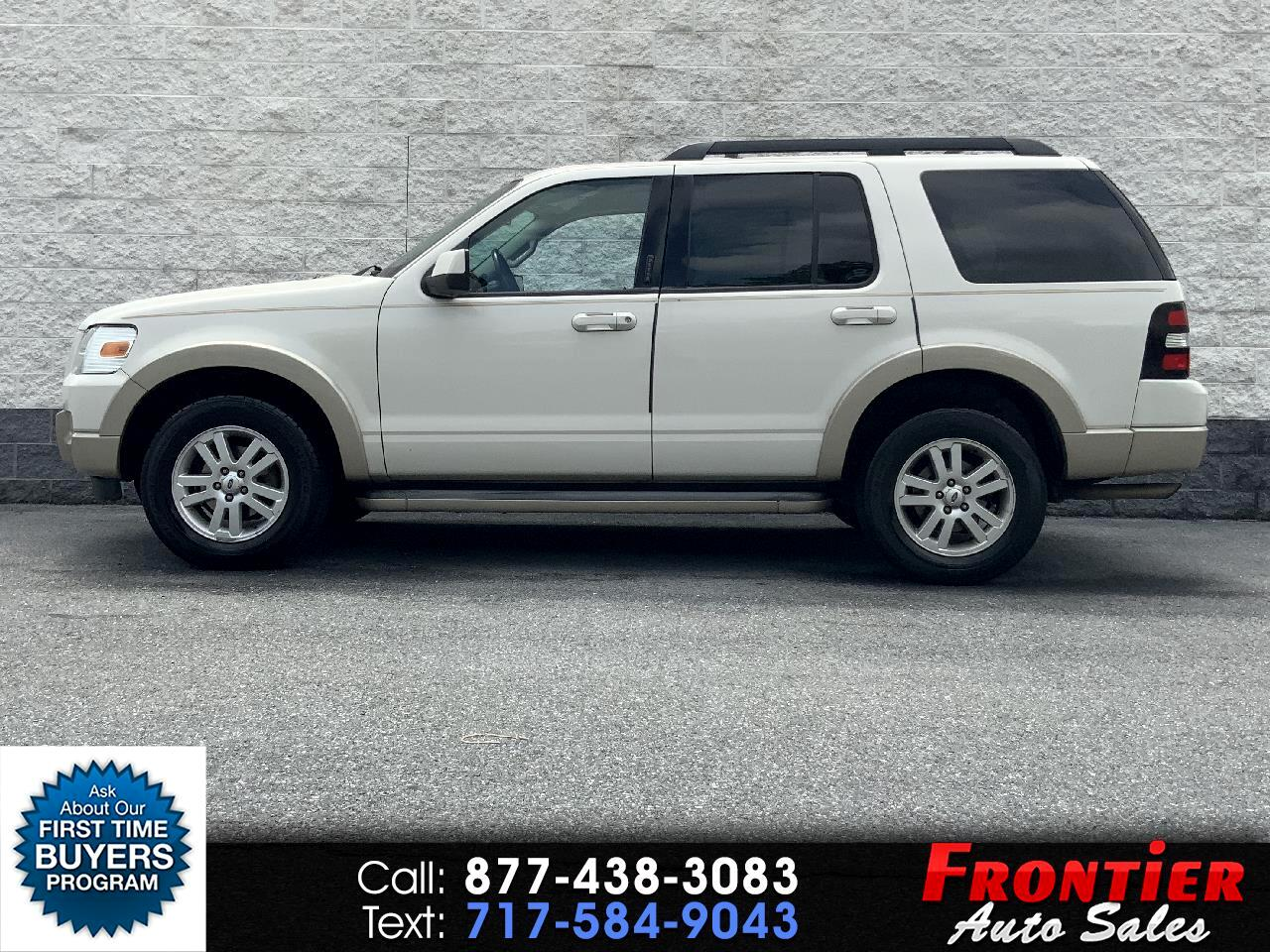 2010 Ford Explorer Eddie Bauer 4-Door 4WD