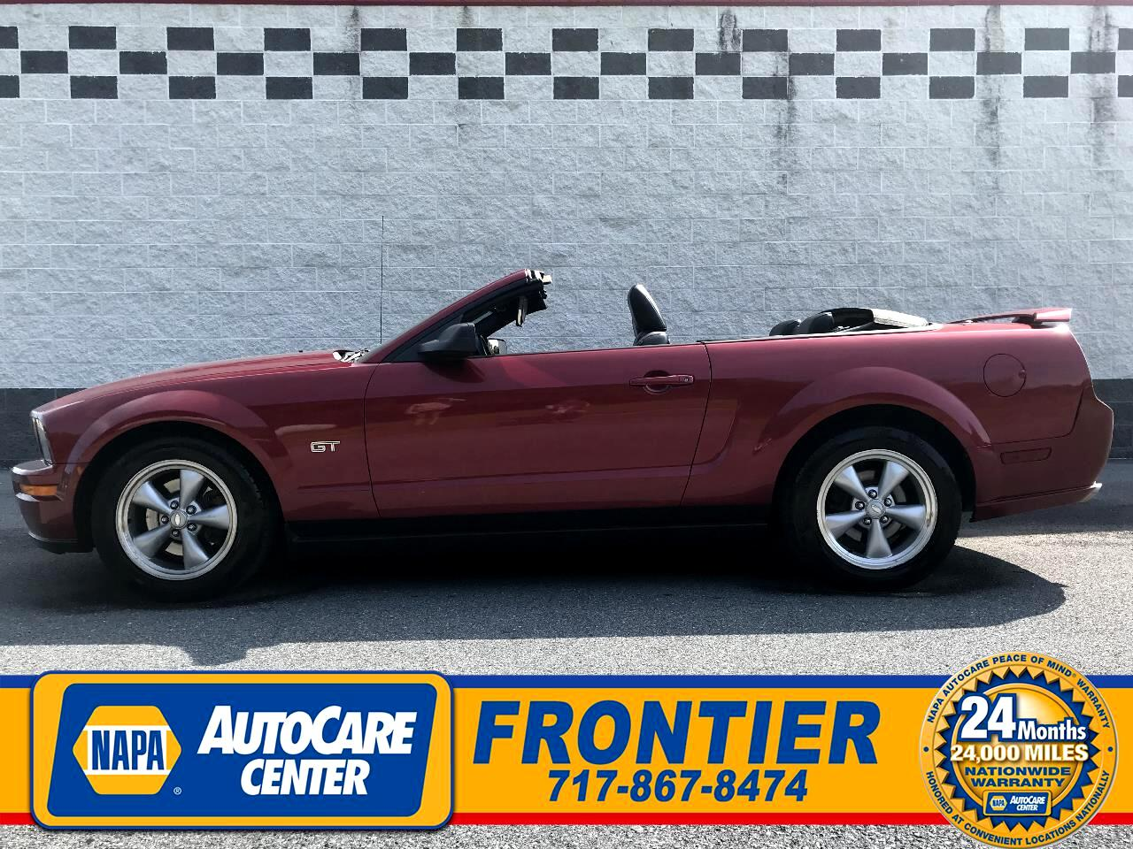 Ford Mustang 2dr Conv GT Premium 2007