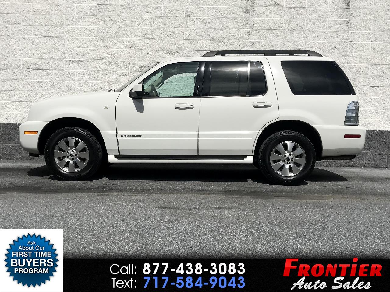 2008 Mercury Mountaineer Premier 4.0L AWD