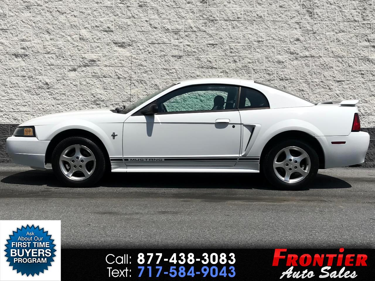 2001 Ford Mustang 2dr Coupe