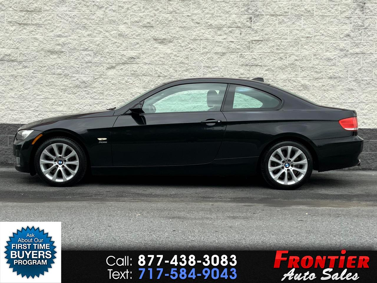 2009 BMW 3-Series 335i xDrive Coupe