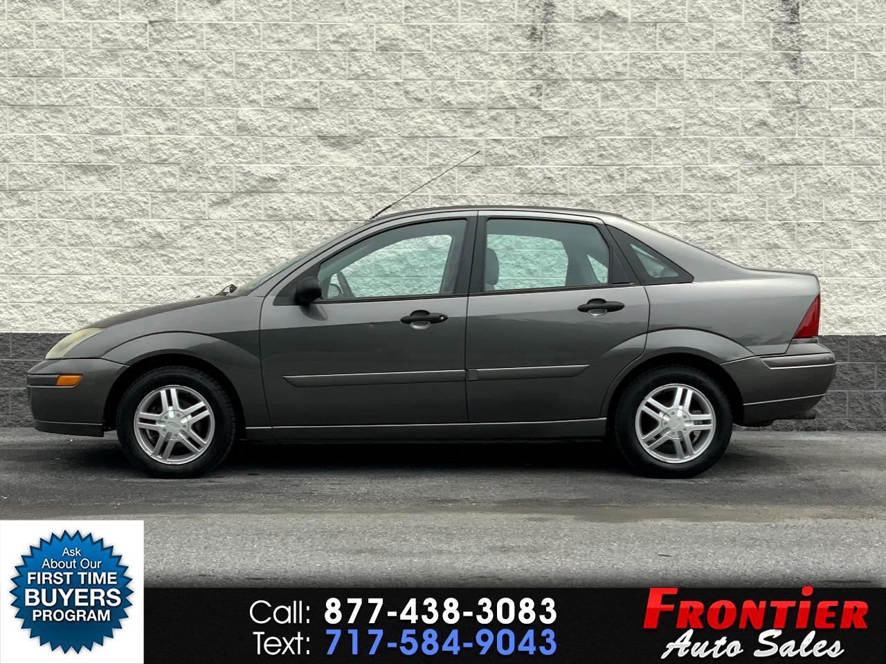 2003 Ford Focus 4dr Sdn LX