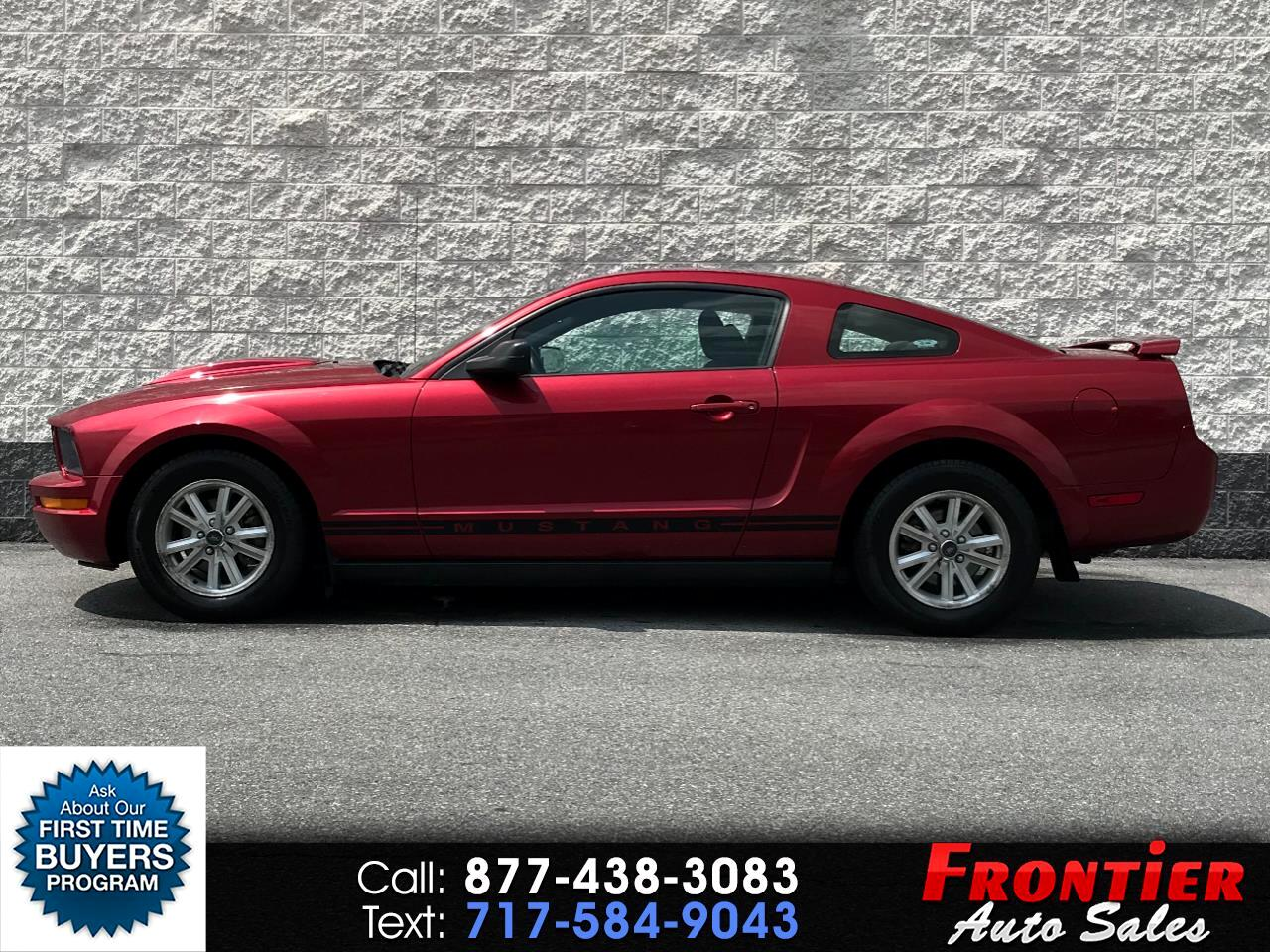 2006 Ford Mustang 2dr Cpe