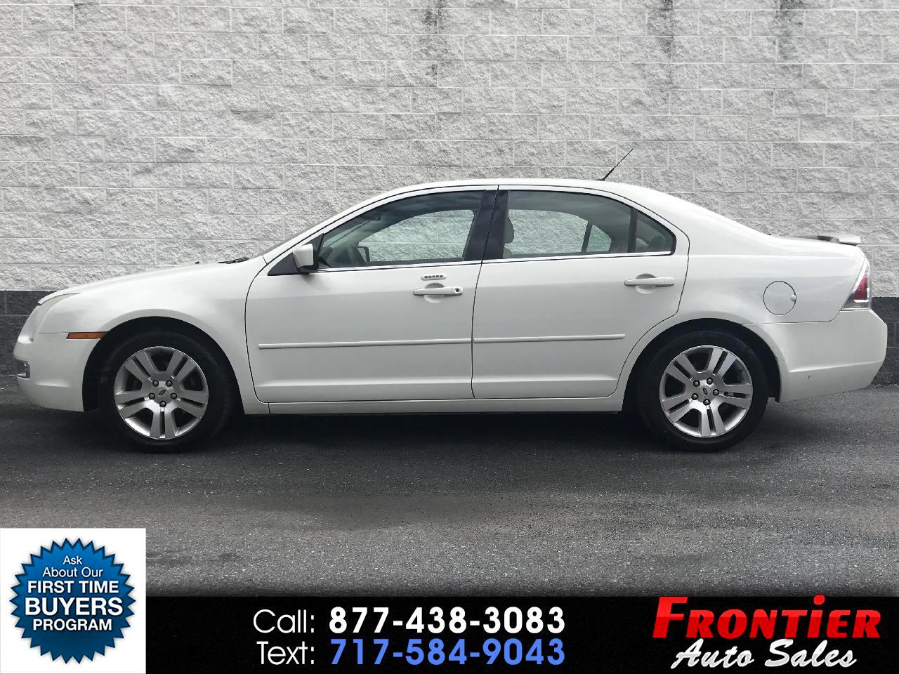 Ford Fusion 4dr Sdn V6 SEL AWD 2008