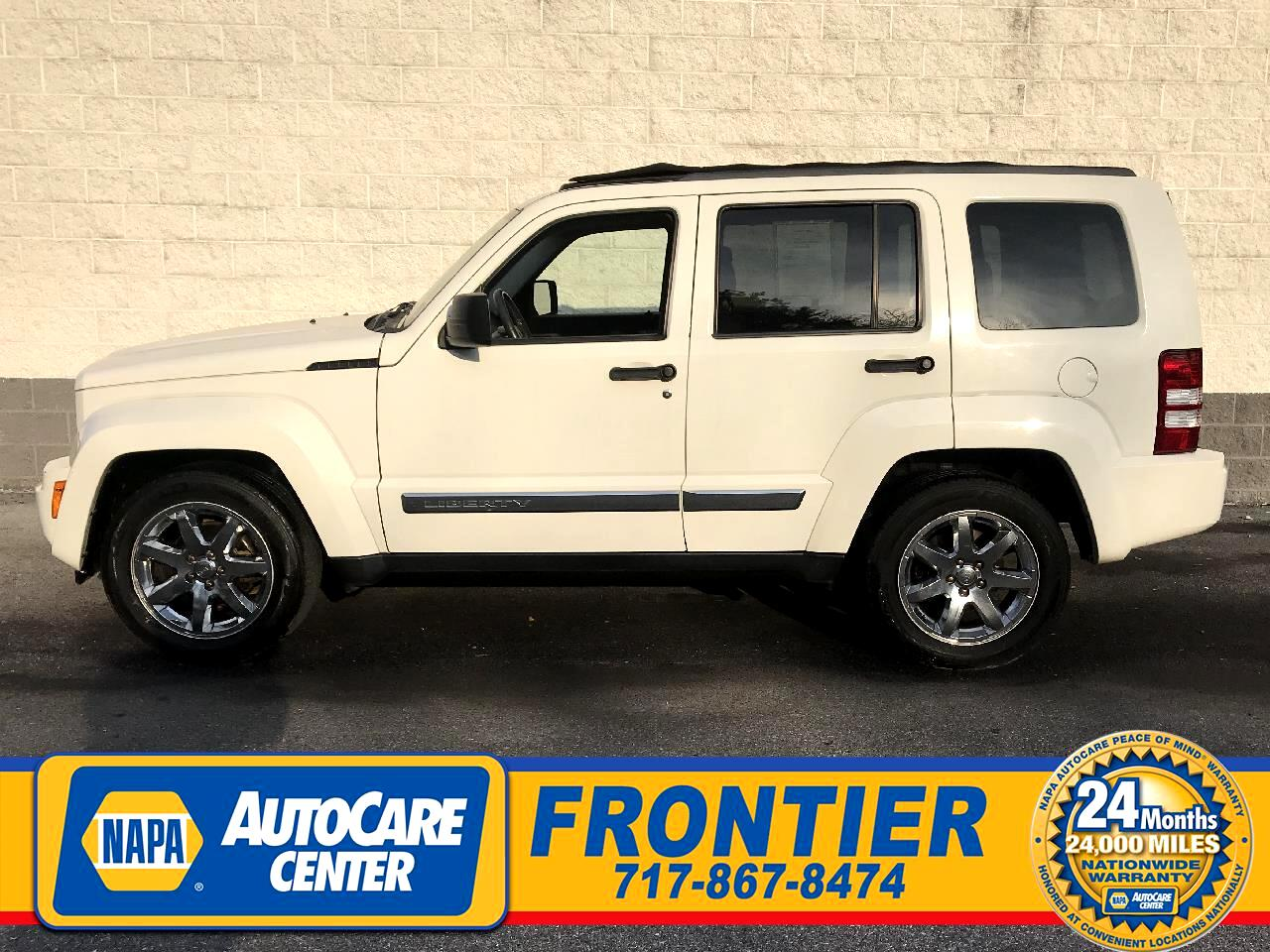 Jeep Liberty 4WD 4dr Limited 2010