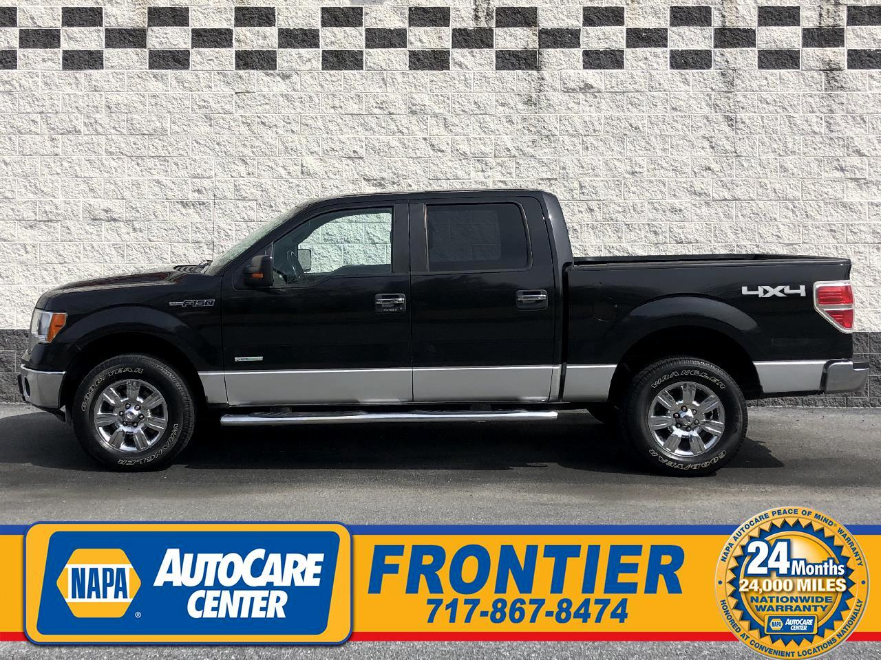 Ford F-150 XLT 4WD 2011