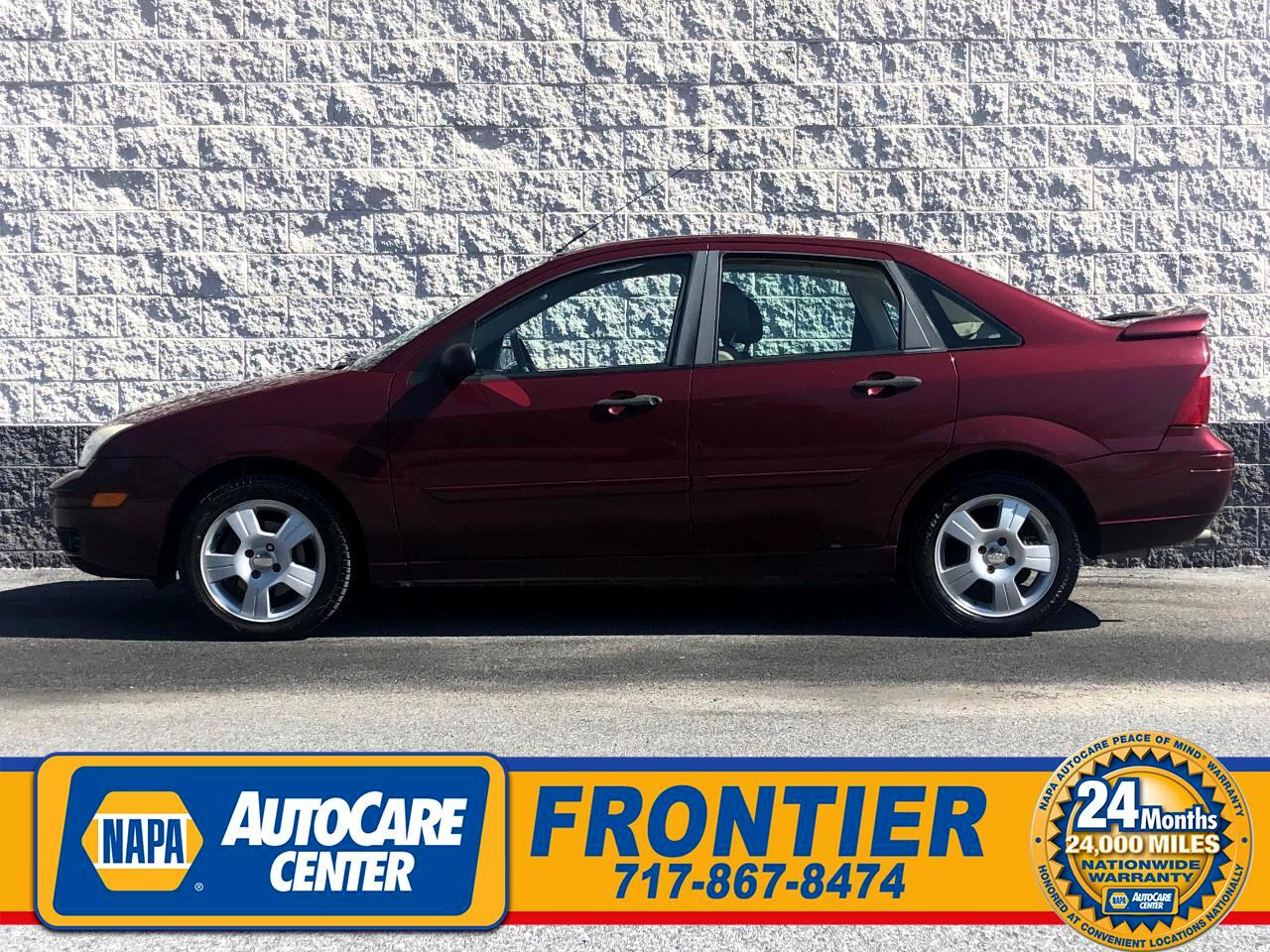 used 2007 ford focus 4dr sdn s in jonestown pa auto com 1fahp34n87w318015 auto com