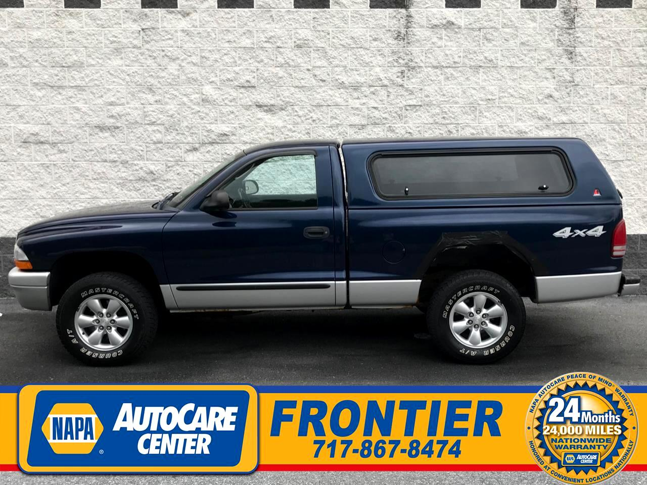 Dodge Dakota SLT 4WD 2004
