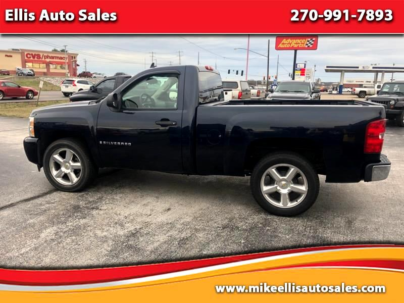 2008 Chevrolet Silverado 1500 LT Short Box 2WD
