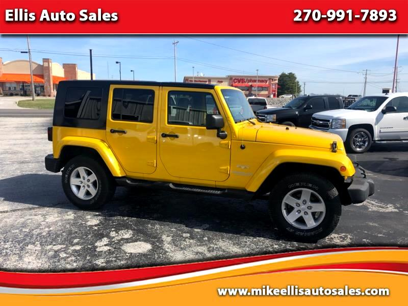 2007 Jeep Wrangler JK Unlimited