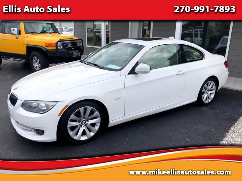2013 BMW 3-Series 328i Coupe